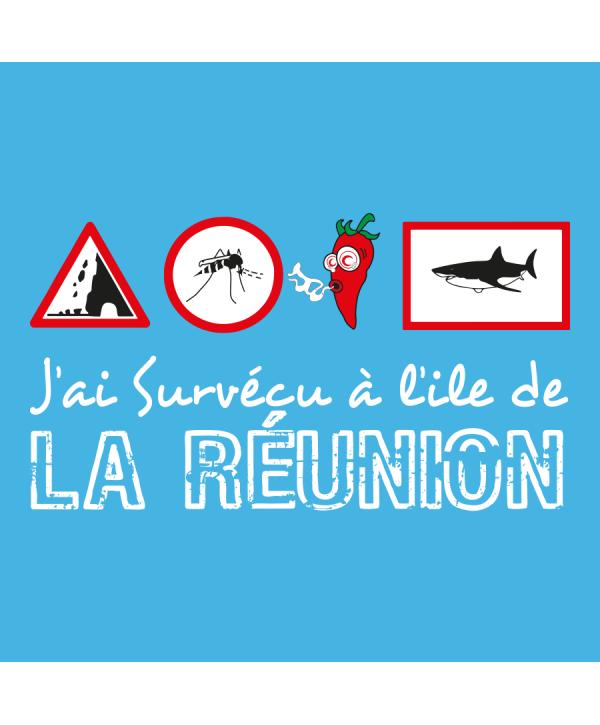 J'ai survécu à la Réunion
