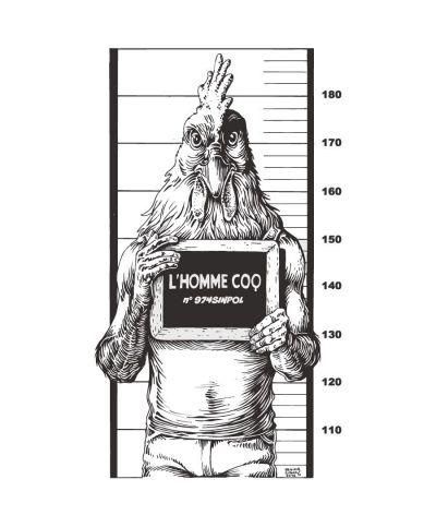L'homme Coq