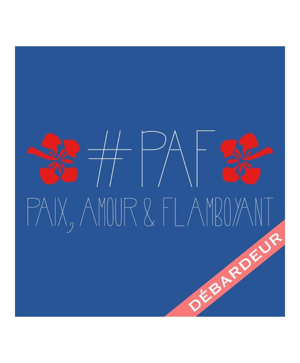 Paix Amour et Flamboyant