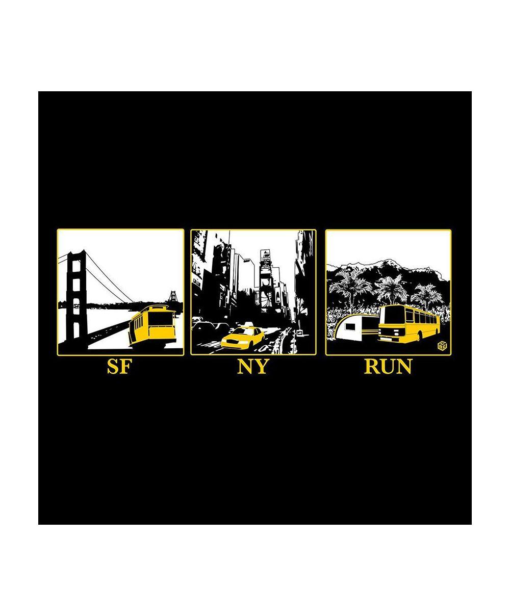 SF NY RUN