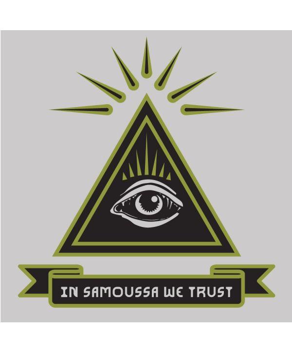 In Samoussa we trust débardeur